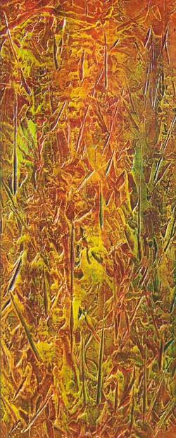 0012 Rêverie vagabonde (16 x 39,5po)