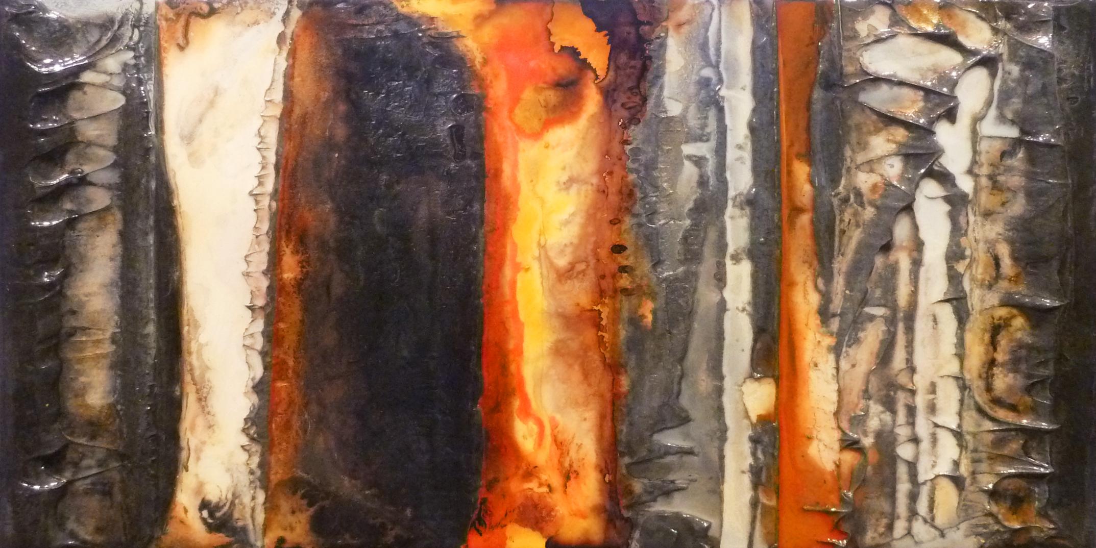 #0446 Jaspe Paysage (16po x 32po)