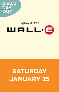 Pixar Day Out - Movie Logo and Date - 45