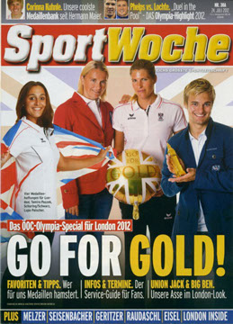 Titelbild Sportwoche