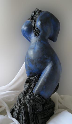 Femme coquillage