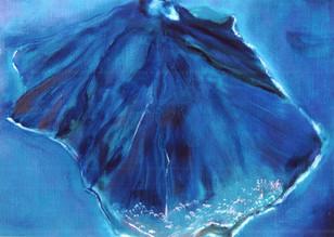 L'envol sur le volcan