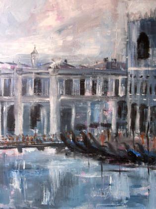 Romantisme à Venise