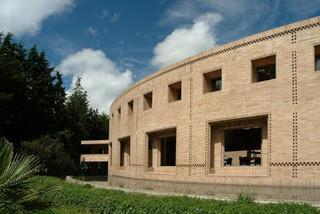 Edificio de Posgrados en Ciencias Humanas