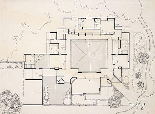 Obra arquitectónica Rogelio Salmona