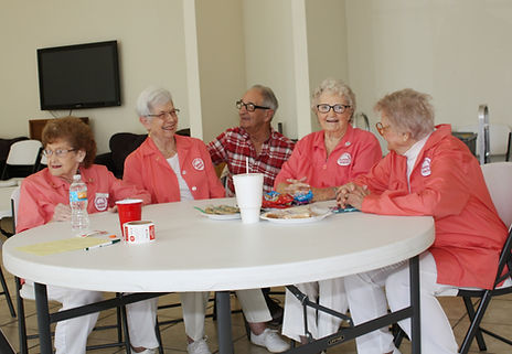 Image of Cleveland Area Hospital Auxiliary members