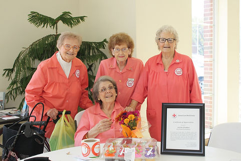 Second image of Cleveland Area Hospital Auxiliary members
