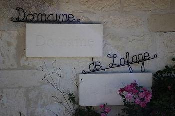 Domaine de Lafage