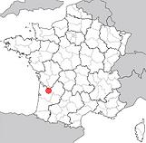 Carte Domaine Jean Faux