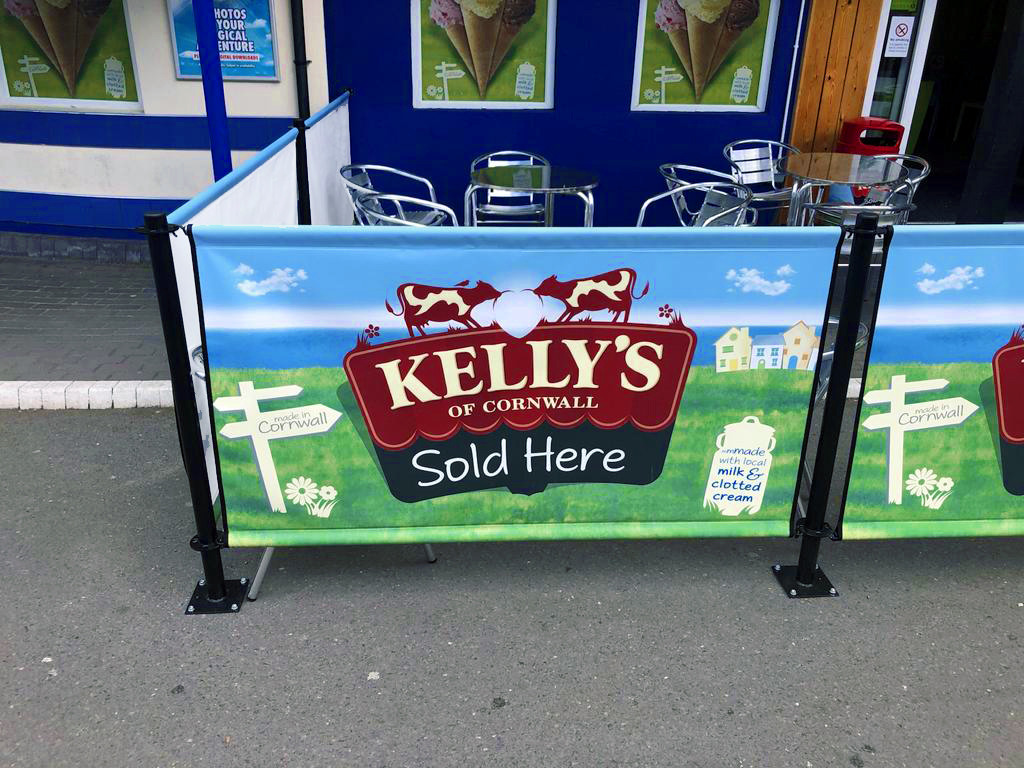 Kellys of Cornwall PVC