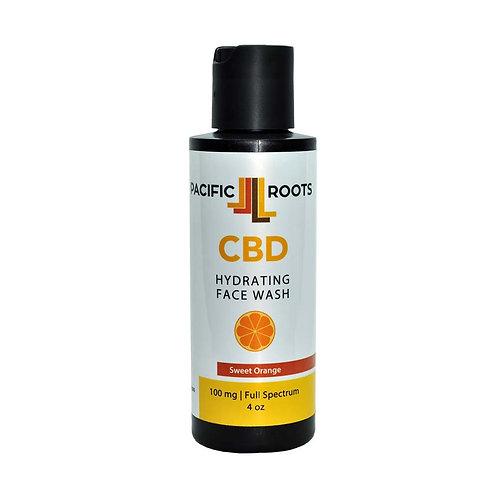 100mg Full Spectrum CBD Hydrating Face Wash