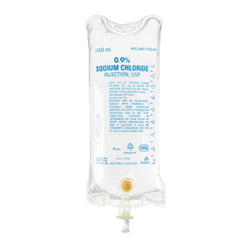 Sodium Chloride 1000 ml