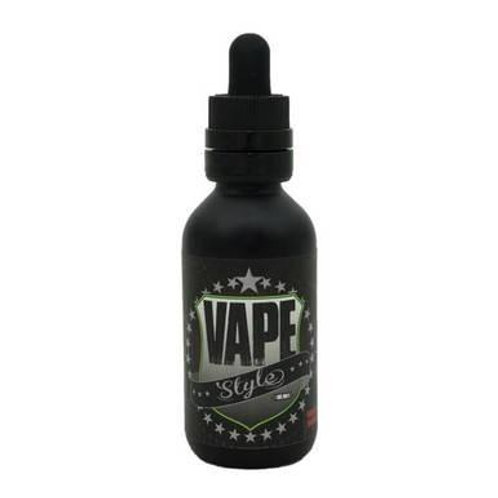 Blue Label CBD - CBD Vape Juice - Famous! - 250mg-1000mg