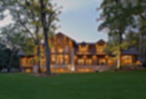 Sandpoint Lodge Exteriors by Wisconsin L