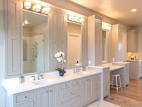 The Ins & Outs of Bathroom Styles & Trends
