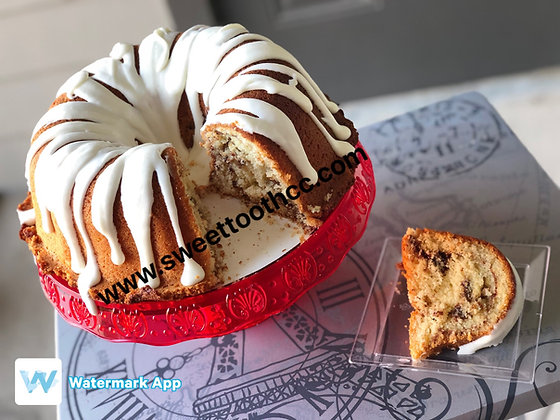 Pound cakes