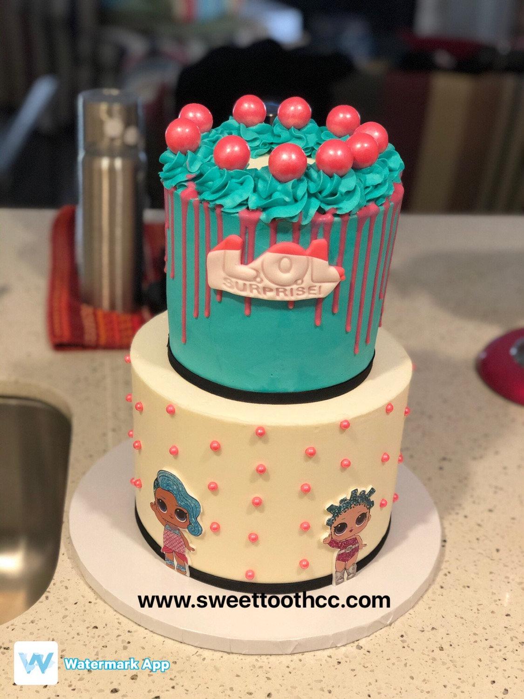 1 on 1 cake class