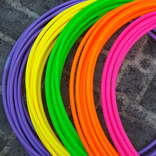 GOOD DEAL Polypro skinny 16mm obruč hula hoop