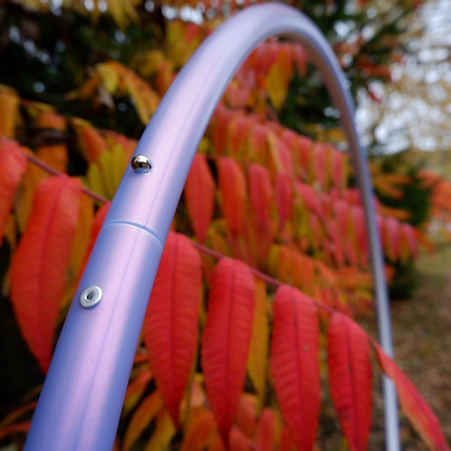Indigo bliss Polypro 20mm obruč hula hoop