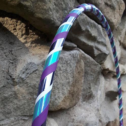 Světlanka fialová obruč hula hoop