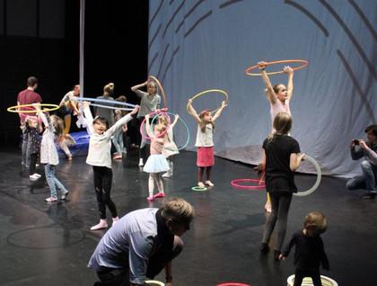 Hoor workshop for kids