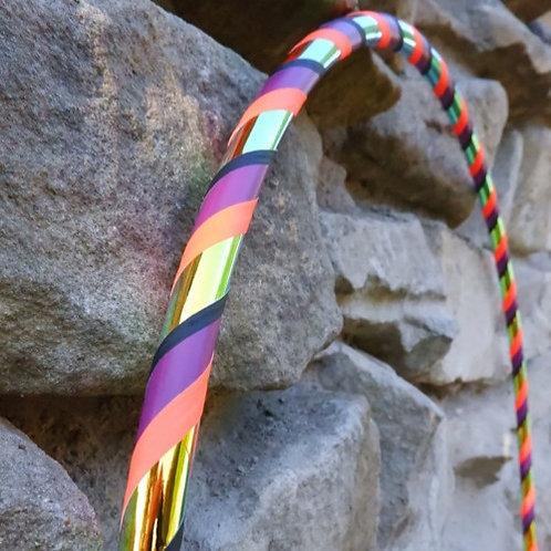 Žhnoucí měnící obruč hula hoop
