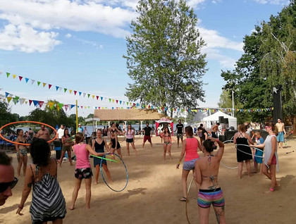 Circus Culture fest workshop