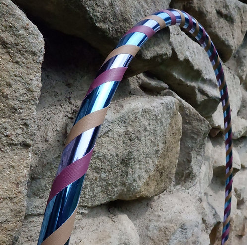 Pastelová obruč hula hoop