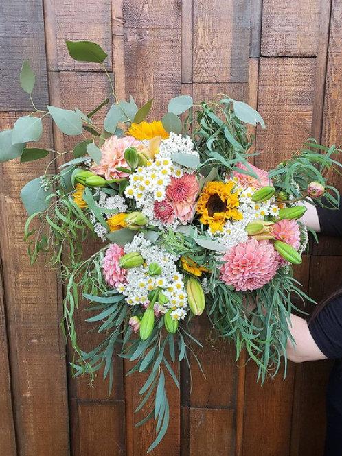 Large Summer Mixed Bouquet