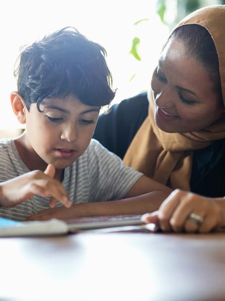 What do substantive parent-teacher relationships look like?