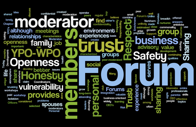 What is Forum?