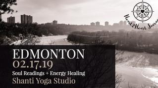 Edmonton: Soul Readings + Energy Healing