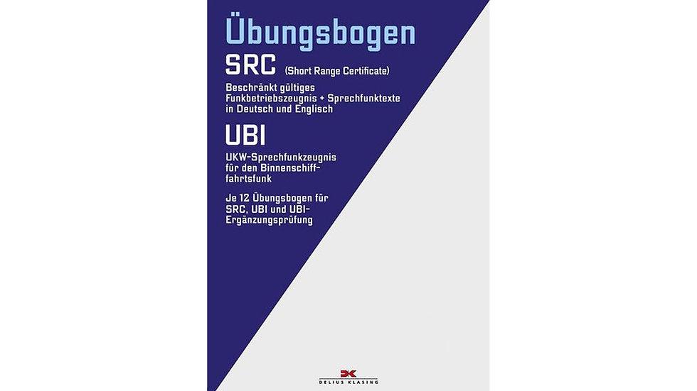 Funkbetriebszeugnis (SRC) / UKW-Sprechfunkzeugnis für den Binnenschiff