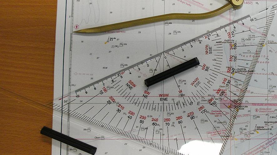 Komplettes Navigationsset