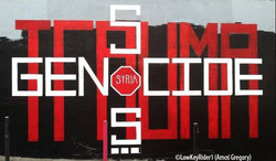 SOS...STOP GENOCIDE IN SYRIA..