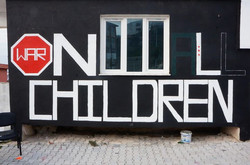 Syrian Refugee Mural Project