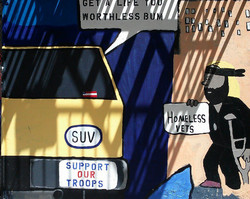 Veterans Alley