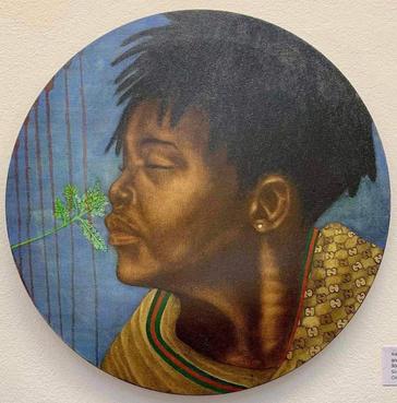 Xoza impepho sibuyele embo (use herbs and go back to our roots).