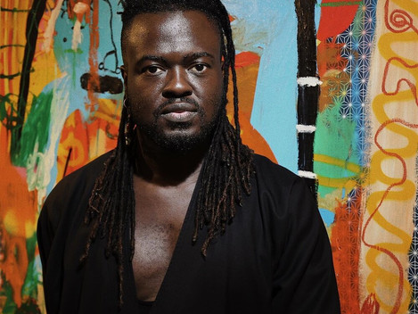 Adébayo Bolaji solo exhibition: The Power & The Pause