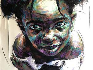 Solomon Omogboye (NI) - Artist Profile