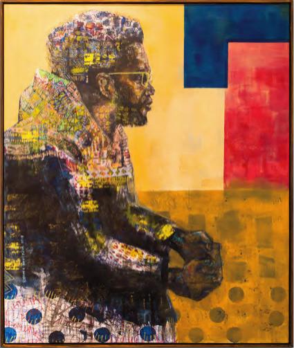 Buhle Nkalashe, Art, New African
