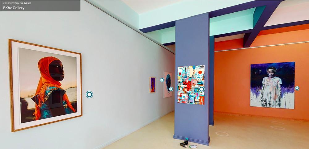 BKhz, online exhibition, comtemporary art