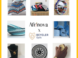 Design Pop-Up: Afrinova x Beyeler Optik