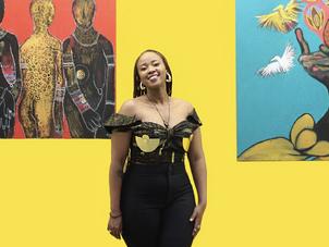 de/en «Afrinova»: Im Gespräch mit Keabetswe Boccomino