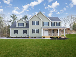 Cypress Executive Colonial Home