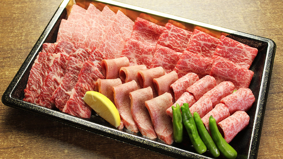 298 A5 Wagyu BBQ