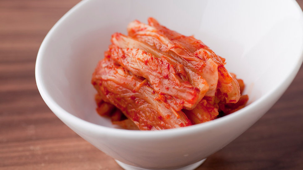 298 Home Made Kimchi