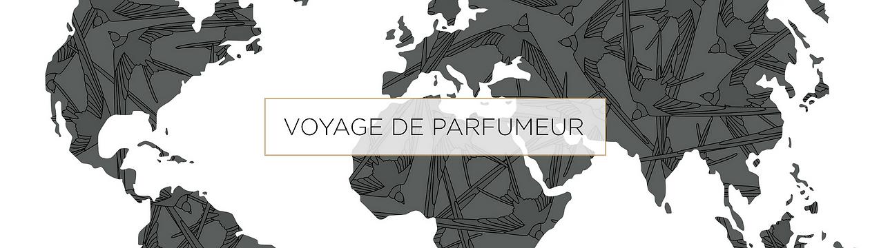 Voyage de parfumeur Lalique Paris
