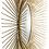 Thumbnail: Miroir soleil or