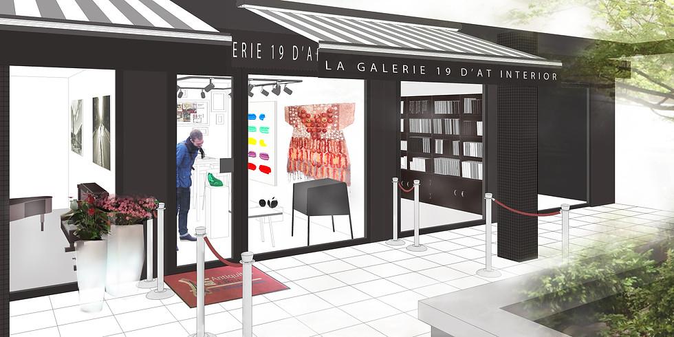 Galerie 19 Inauguration
